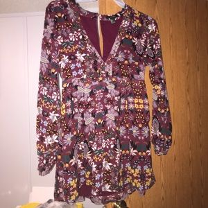 Boutique dress size large barely worn